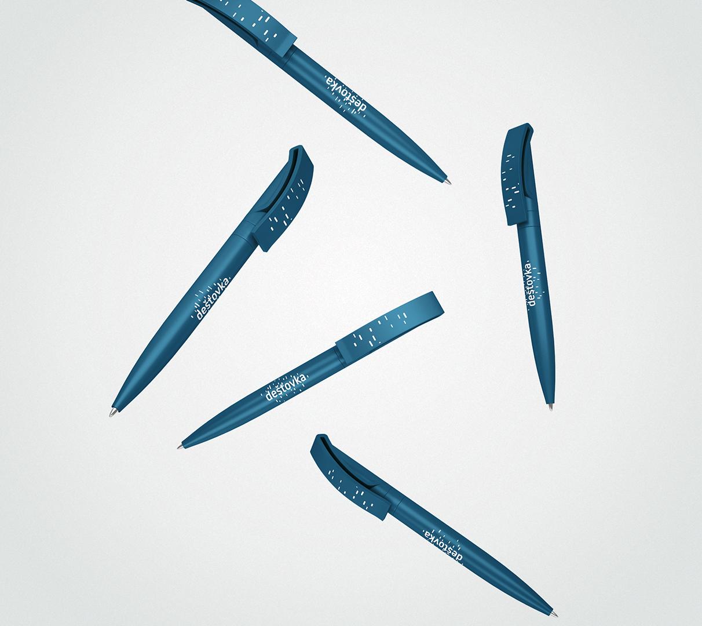 branding program Dešťovka
