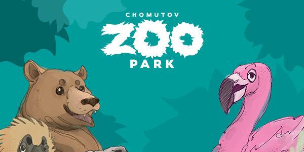 Grafika a design - Zoopark Chomutov