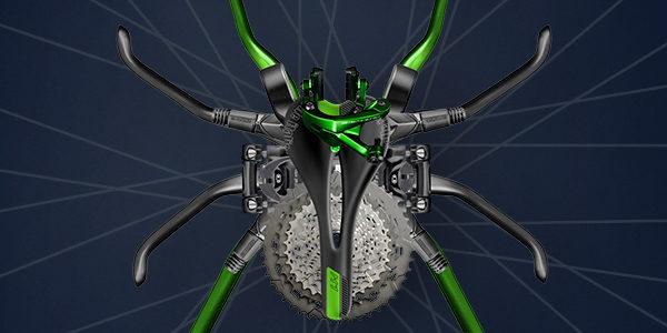 Grafika a design - Spyder Bikes