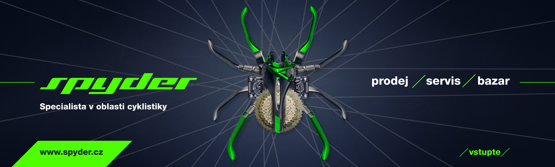 grafický design jízdních kol